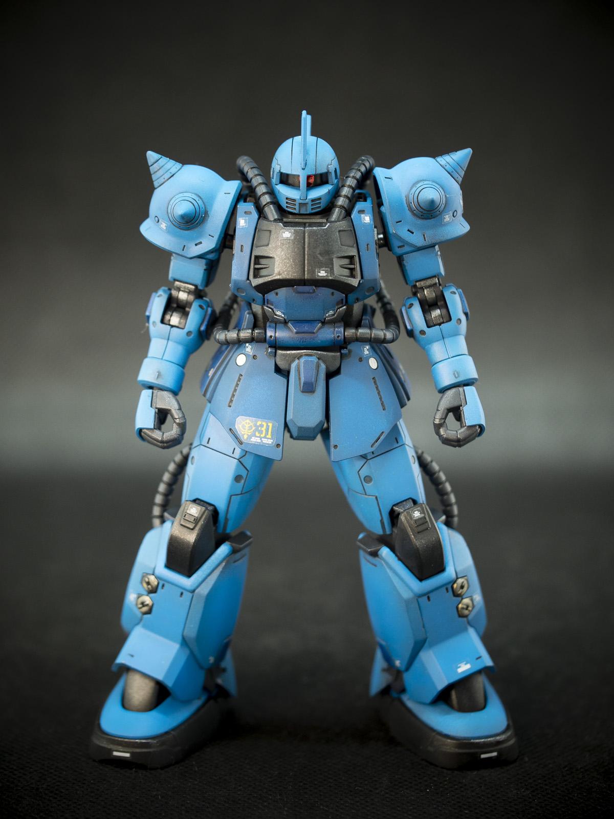 Bandai 1/144 HG MS-04 Bugu [Ramba Ral]