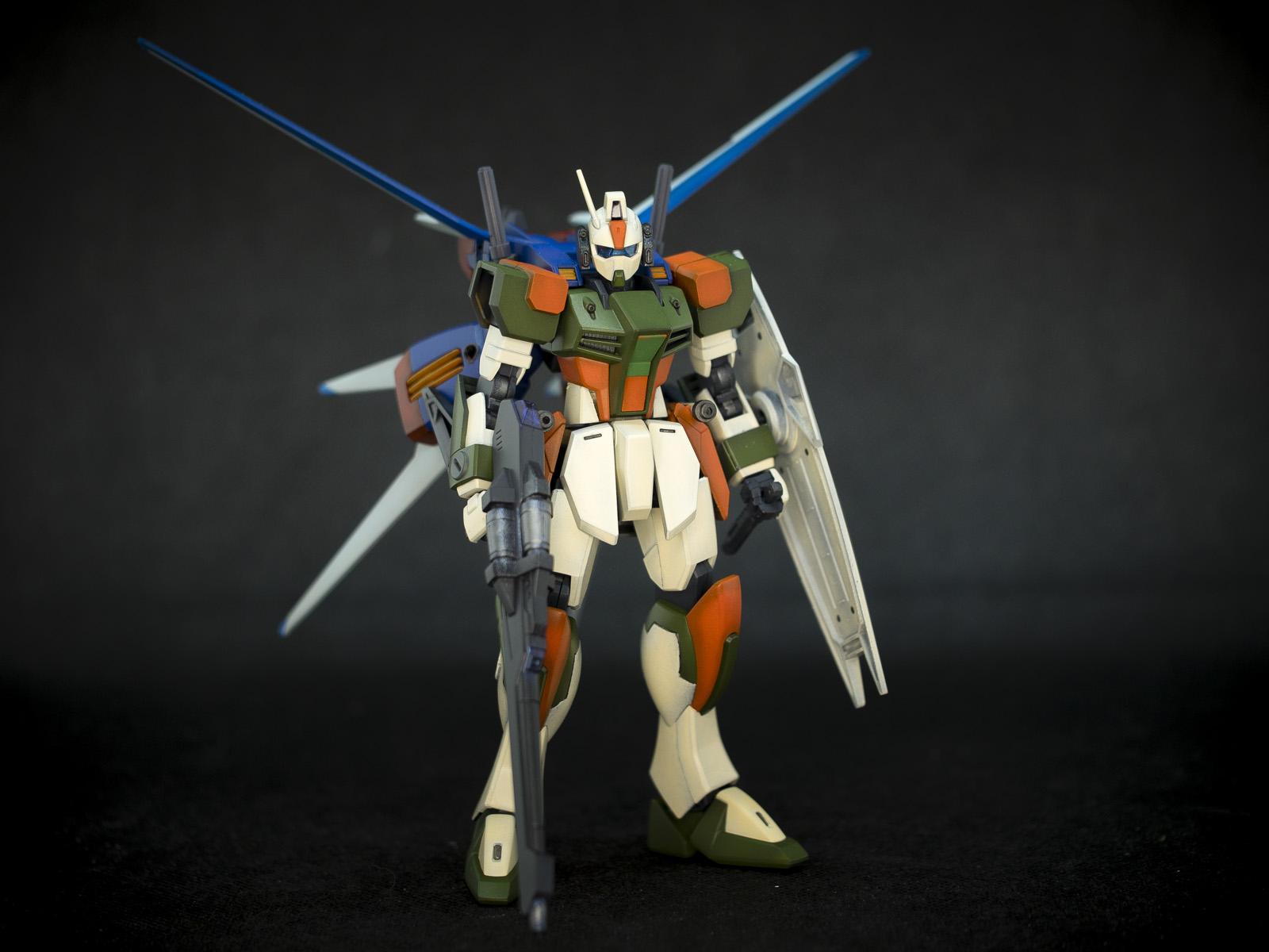 Bandai 1/144 HGCE GAT-02L2 Dagger L
